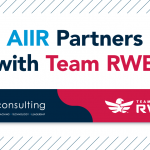 AIIR Supports Veterans with Team RWB