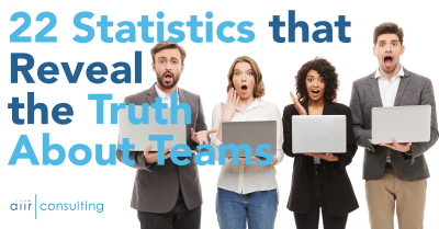 22 Statistics that Reveal the Truth About Teams