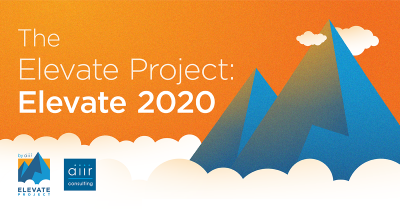 Elevate 2020: How Our Clients and Coaches Worked to Empower Nonprofits