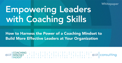 [Whitepaper] Empowering Leaders with Coaching Skills