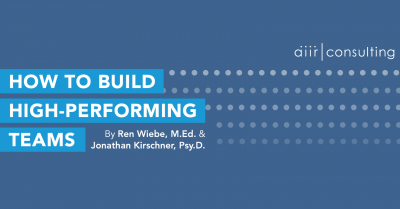 [Whitepaper] How to Build High-Performing Teams