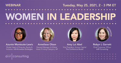 [Webinar] Women in Leadership