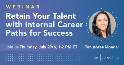 [Webinar] Retain Your Talent with Internal Career Paths for Success
